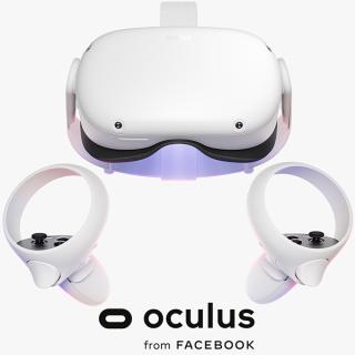 Kính thực tế ảo Oculus Quest 2 256GB thumbnail
