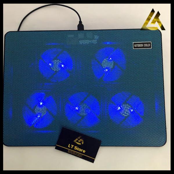 Bảng giá Đế Tản Nhiệt Laptop Máy Tính Cooler N25 - Quạt Tản Nhiệt Laptop Pc Máy Tính Phong Vũ