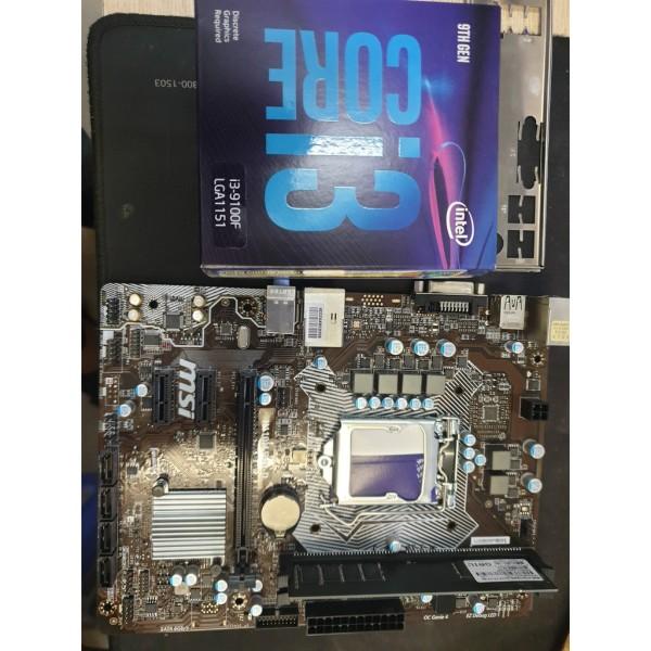 Bảng giá H110 MOD CHẠY I3 9100F Phong Vũ