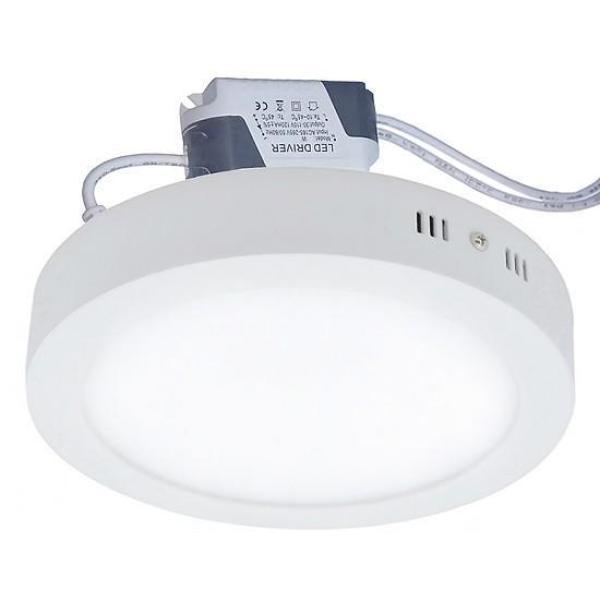 Đèn Led Ốp Trần nổi 18w Tròn cao cấp bảo hành 12 tháng. Công suất : 18w Kích thước: 230 x 32 mm Ánh sáng : trắng. Bảo hành 1 năm