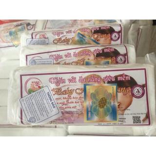 Combo 10 gói khăn Giấy Khô Đa Năng Hiền Trang (250g) thumbnail
