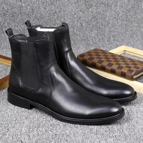 Giày Boot Nam Tăng Chiều Cao Cao Cấp BT28 giá rẻ