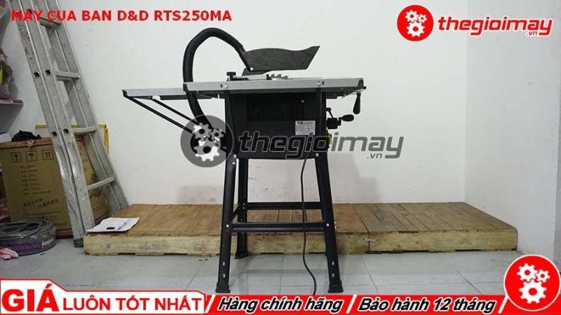 Máy cưa bàn D&D RTS250MA