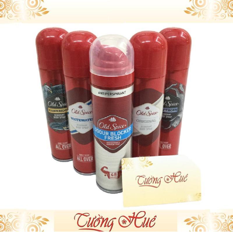 Bộ 3 Xịt Ngăn Mùi Old Spice Deodorant Spray - 150ml x 3 - MÙI NGẪU NHIÊN tốt nhất