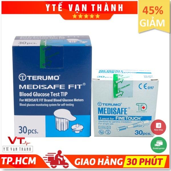 ✅ Que Thử Đường Huyết: Terumo Medisafe Fit (Date Xa) - VT0062 [ Y Tế Vạn Thành ]