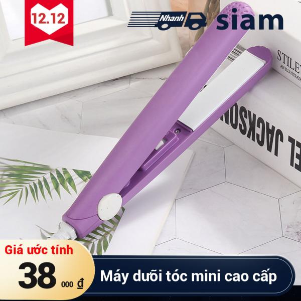 Siam máy ép tóc, máy dưỡi tóc mini cao cấp,Máy Là Tóc Máy Tạo Kiểu Cầm Tay
