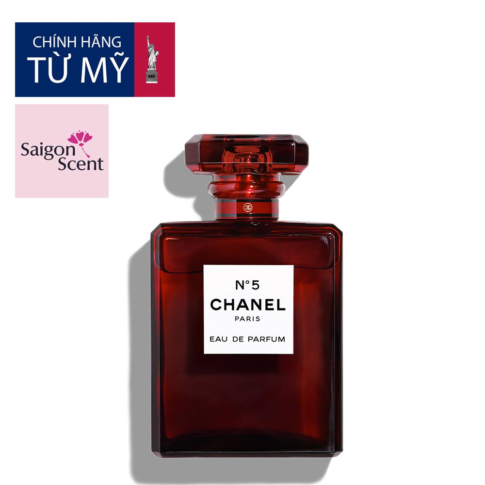 Nước Hoa Chanel No 5 Eau de Parfum Red Edition (100ml)