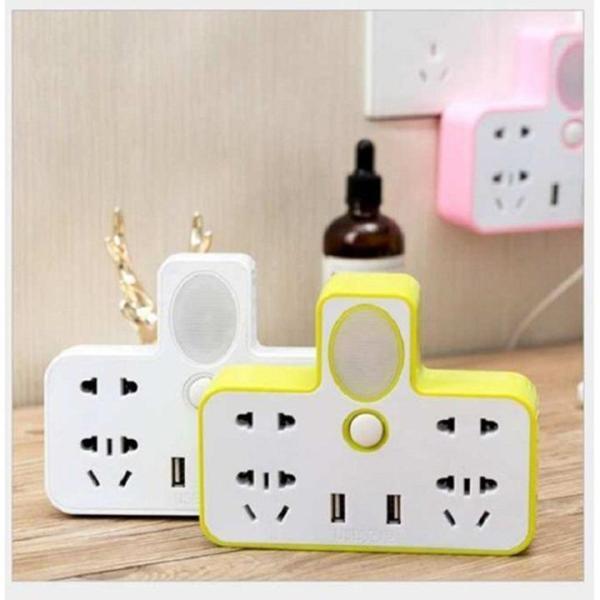 [RẺ VÔ ĐỊCH] Ổ cắm điện đa năng. Ổ cắm điện thông minh kèm cổng sạc USB giá rẻ
