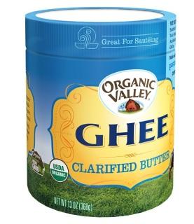 Bơ hữu cơ Ghee Oganic Valley (Hũ 212g)-Nhập khẩu Mỹ thumbnail