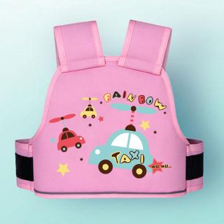 Đai đi xe máy cho bé phát quang loại 1, an toàn cho bé mẹ an tâm lái xe, có thể ngồi trước và sau thumbnail
