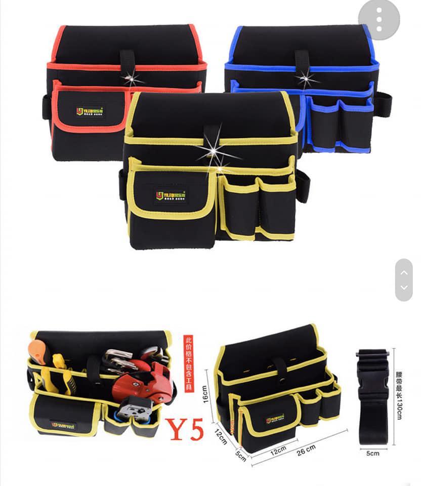 Túi đựng đồ nghề đeo hông YILEQI-Y5  cao cấp