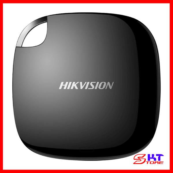Giá Ổ Cứng Di Động SSD Hikvision HS-ESSD T100I 120GB / 240GB / 480GB Chuẩn USB 3.1 - Hàng Chính Hãng