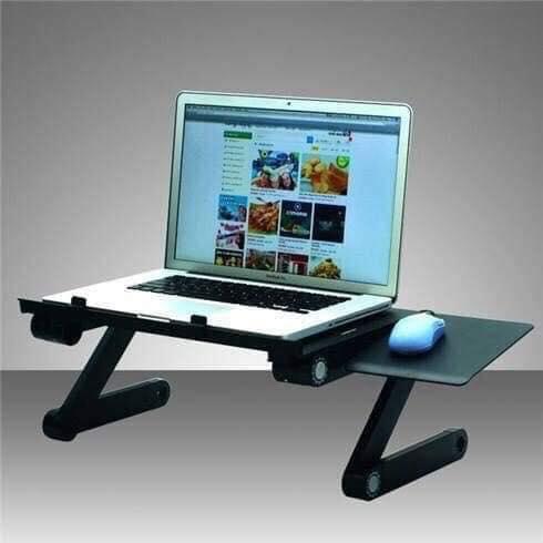 Bàn Laptop Xếp Hình Gấp Gọn Nhiều Kiểu Dáng - Laptop Table Tranform