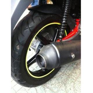 Đề Can dán vành phản quang và không phản quang xe máy, xe đạp điện, xe máy điện có phản quang Các màu, decal dán xe các loại, bộ đủ dán full vành xe thumbnail