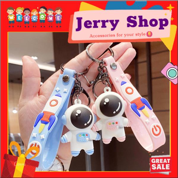 Móc Khóa Thời Trang Hàn Quốc Siêu Cute - JERRY SHOP