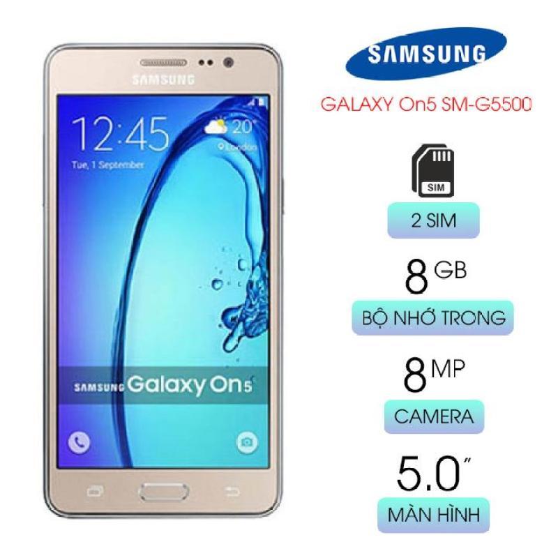Điện thoại cảm ứng Samsung Galaxy On5 SM-G5500 like new