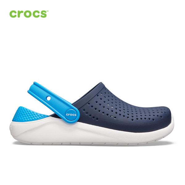 CROCS Giày Lười Trẻ Em LiteRide Clog 205964
