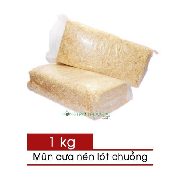 Mùn Cưa Lót Chuồng Cho Hamster - Nén 1 Kg - [Nông Trại Thú Cưng]