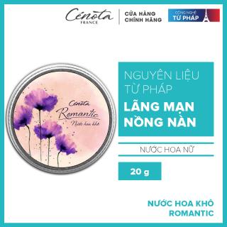 Nước hoa khô Cenota Romantic 20g thumbnail
