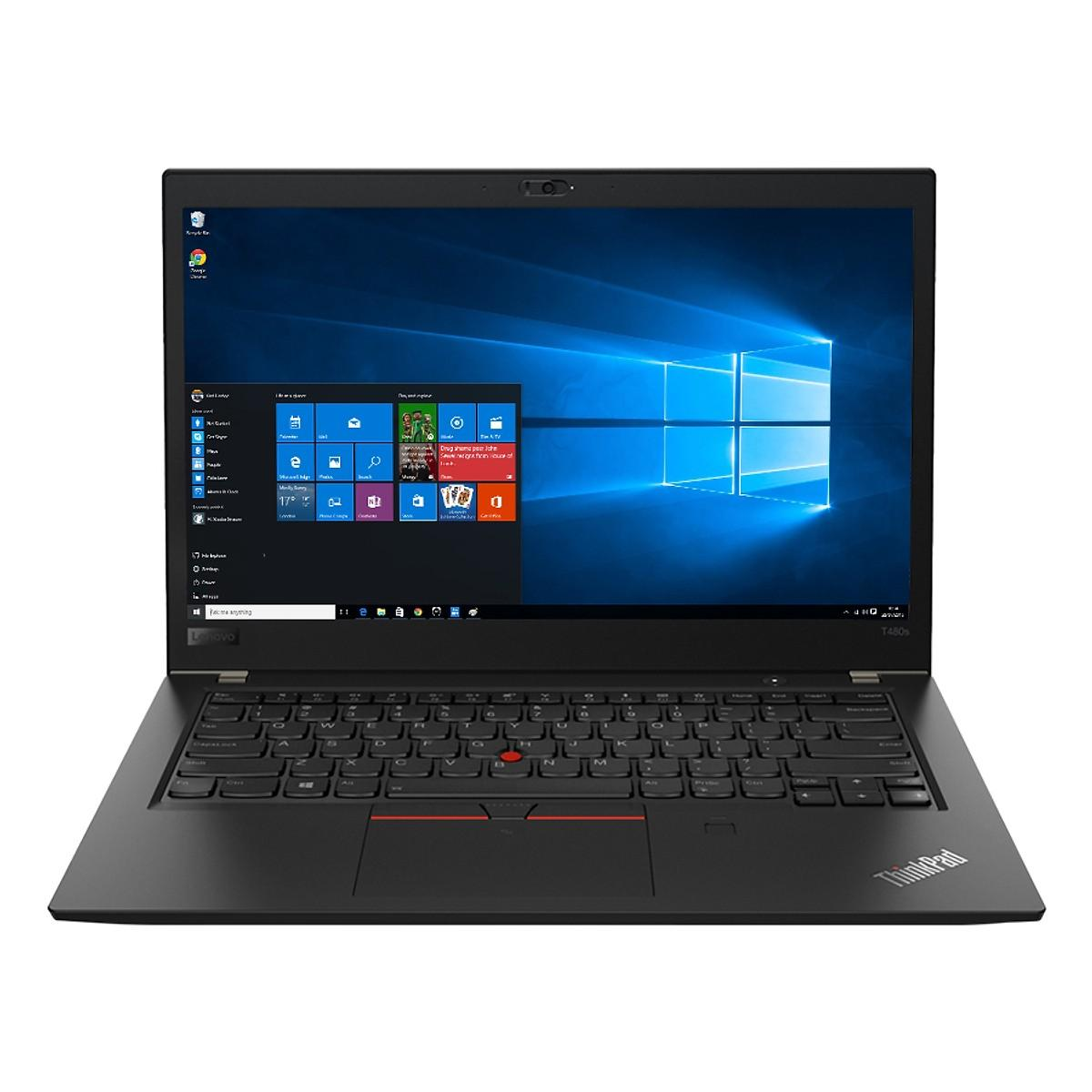 Laptop Lenovo ThinkPad T480 20L5S01400 Core i5-8250U/Free Dos (14 inch) (Black)