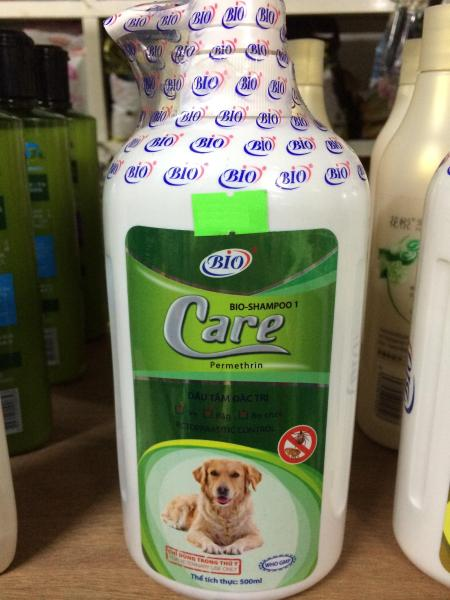 Sữa tắm Bio Shampoo 1 Care 500ml