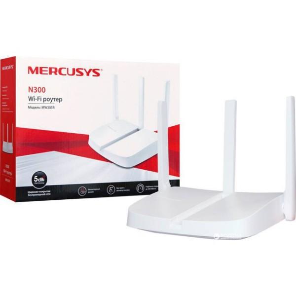 Bảng giá Bộ phát wifi Mercusys MW305R Bộ phát không dây Mercusys MW305R 3 Ăng-ten đa dạng mẫu mã chất lượng đảm bảo và cam kết hàng đúng như mô tả Phong Vũ