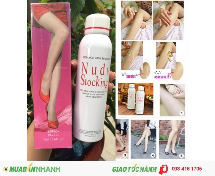 Tất phun nudv stocking hàn quốc