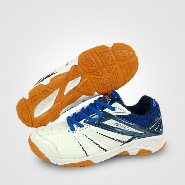 Giày cầu lông nam, giày thể thao nam, giày bóng chuyển nam, giày cầu lông Promax PR19001 chuyên dụng, bền bỉ đa dạng màu sắc giá rẻ