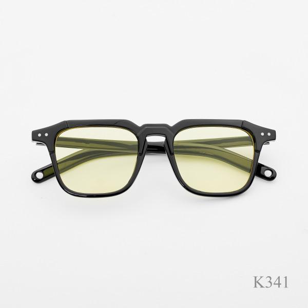 Giá bán Kính thời trang nam nữ , Mắt kính đen , kính gọng vuông chống uv400 K341