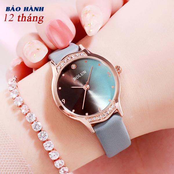 Nơi bán Đồng hồ Nữ BOLUN RASIE Siêu Nhỏ Xinh Phù Hợp Cố Tay Việt Nam - Tặng kèm Pin ĐH dự phòng
