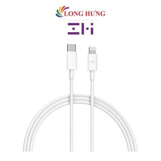 Cáp USB Type-C to Lightning Xiaomi ZMI 1m AL870C - Hàng chính hãng - Cổng USB Type-C to Lightning tiện dụng Chiều dài 1m Dòng điện ổn định Truyền tải điện tốt thumbnail