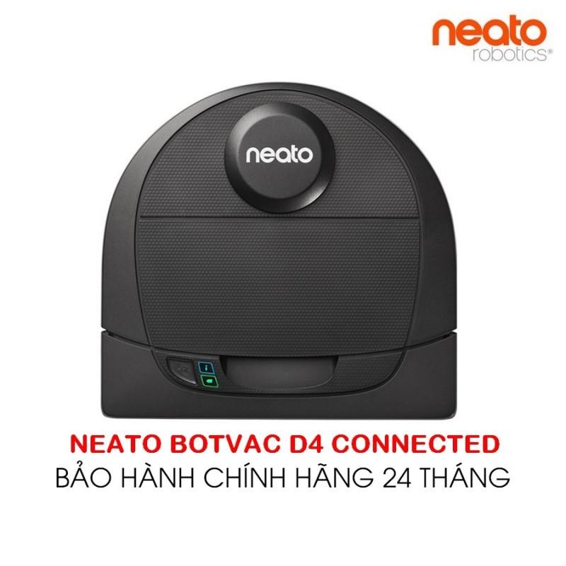 Robot hút bụi NEATO BOTVAC D4 - Hàng chính hãng Bảo hành 24 tháng 1 đổi 1