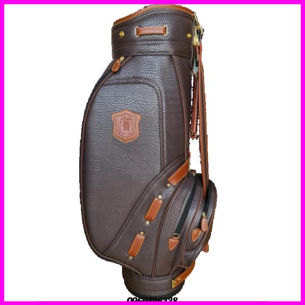 Túi Gậy Golf Honma - Nâu Da Bò - Túi Đựng Gậy Golf Honma mẫu Mớ i2020