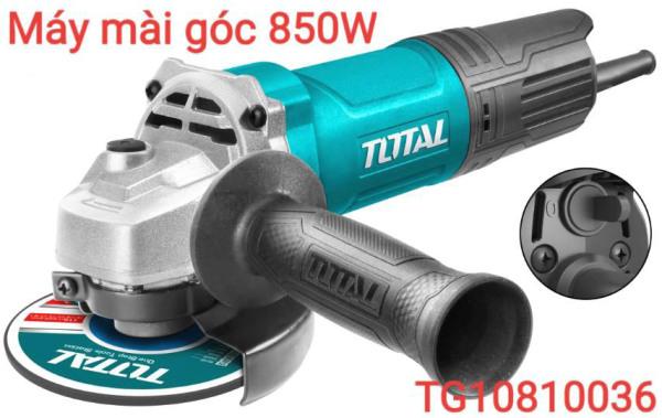 4inch (100mm) Máy mài góc 850W Total TG10810036