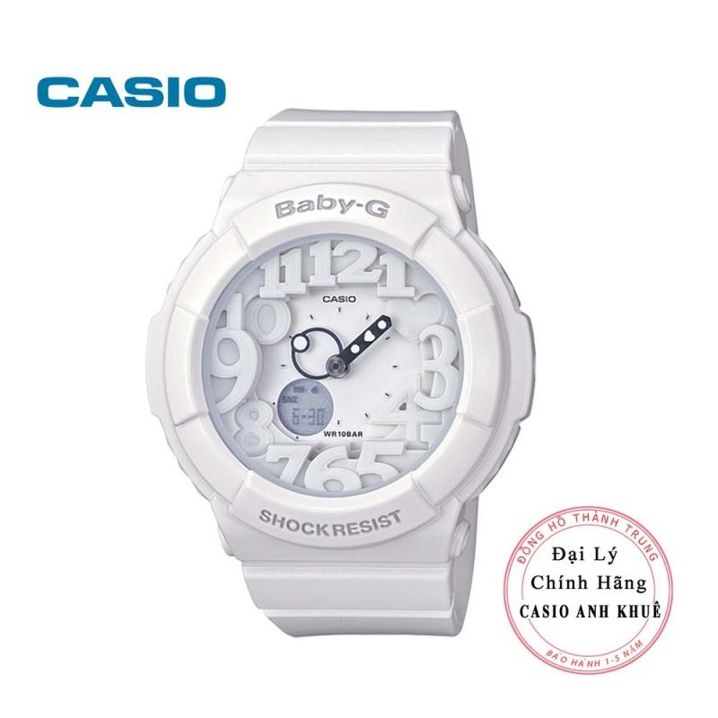 Đồng hồ nữ Casio BabyG  BGA-131-7BDR dây nhựa
