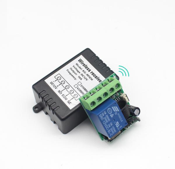 Bảng giá Mạch công tắc điều khiển từ xa nguồn 12V kèm remote điều khiển