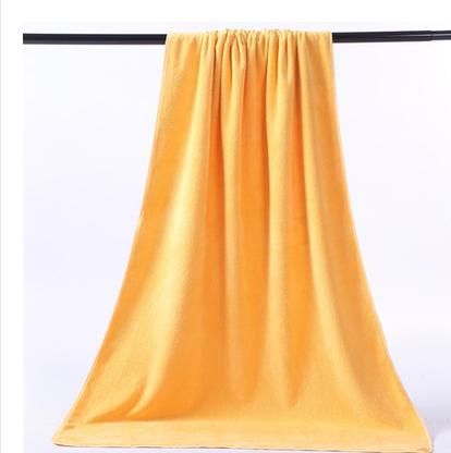 Khăn tắm cao cấp 70x140cm, sợi lông mềm mại, dày dặn, hút nước cự tốt