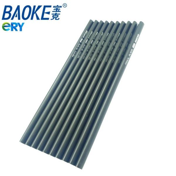 Mua Combo 2 cây bút chì gỗ đen thân tam giác Baoke, sản phẩm chất lượng cao và được kiểm tra kỹ trước khi giao hàng
