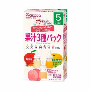 Trà Wakodo vị hoa quả Nhật Bản cho bé 5M+[HSD T9 2021] thumbnail