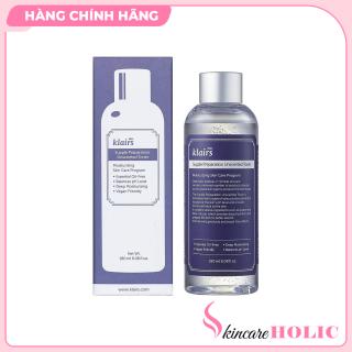 Nước Hoa Hồng Không Mùi Dear Klairs Supple Preparation Unscented - Dưỡng Ẩm Da Và Làm Mềm Da (180ML) thumbnail