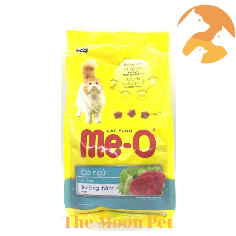 Thức ăn mèo trưởng thành Me O cá ngừ [350 g]