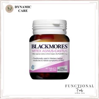 [Hàng chuẩn Úc] Viên uống điều hòa kinh nguyệt, cân bằng nội tiết tố nữ Blackmores vitex agnus- castus 40 viên của Úc thumbnail