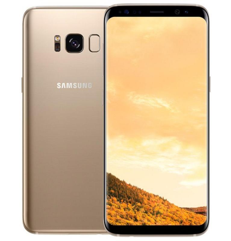 điện thoại SAMSUNG GALAXY S8 PLUS - ram 4G rom 64G - Màu Đen