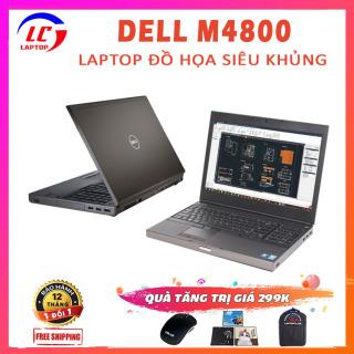 Laptop Đồ Họa, Máy Trạm Đồ Họa Dell Precision M4800, i7-4800MQ, VGA Quadro K1100M, Laptop Dell, Laptop Giá Rẻ thumbnail