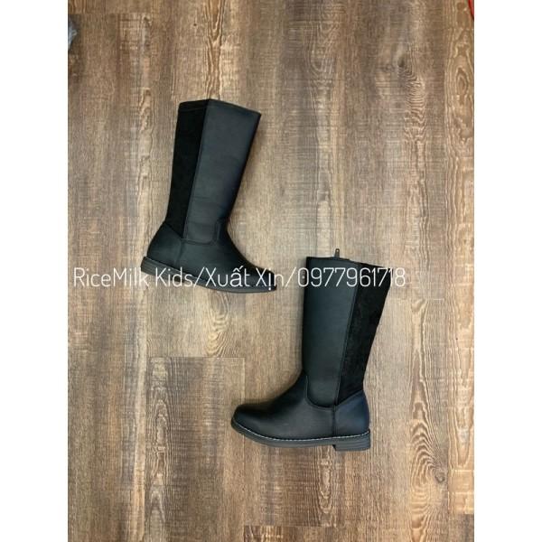 Giá bán [XẢ KHO]Boots Da mềm Oldnavy xuất xịn cho bé gái