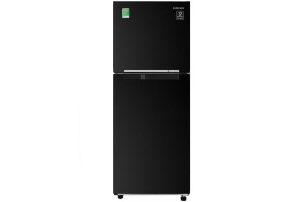 Tủ lạnh Samsung Inverter 208 lít RT20HAR8DBU/SV Mới 2020 Inverter tiết kiệm điện, Ngăn Cool Pack duy trì độ lạnh khi mất điện Công nghệ kháng khuẩn, khử mùi:Bộ lọc than hoạt tính Deodorizer