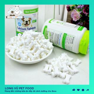 1 viên Canxi sữa dê thơm miệng , sach răng Phụ kiện Long Vũ thumbnail