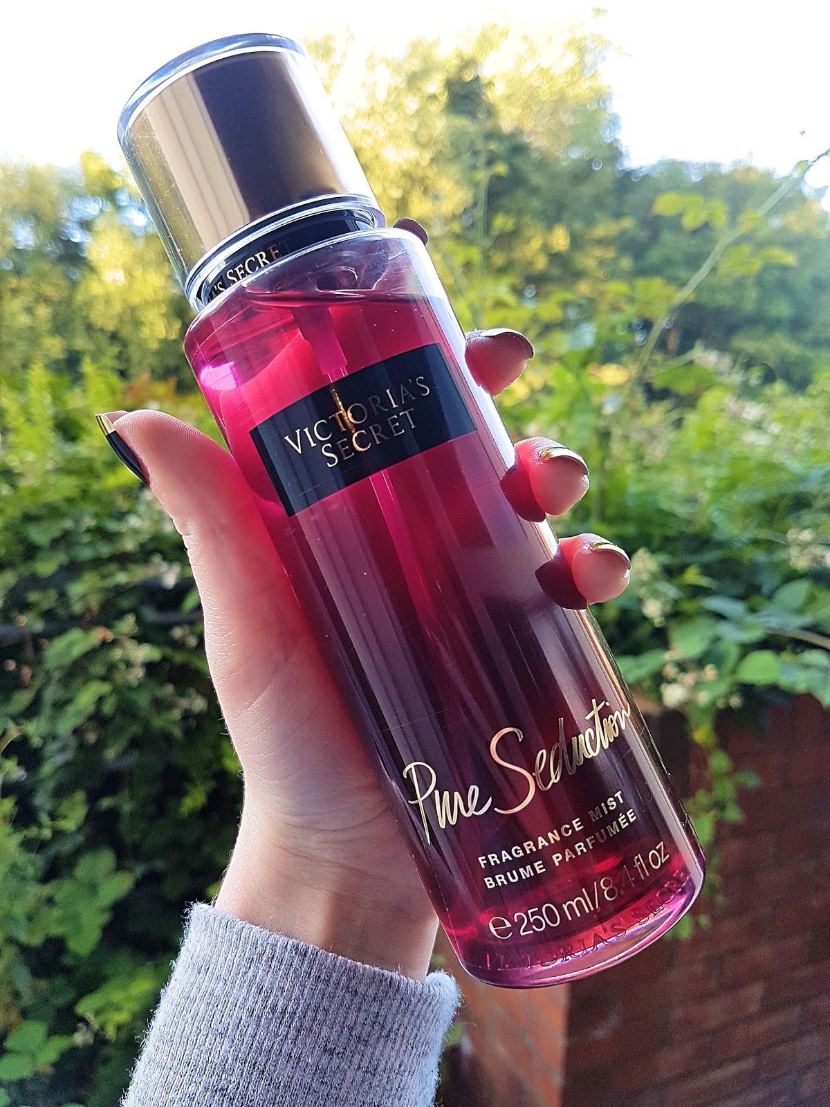 Xịt thơm toàn thân Victoria's Secret 250ml Mùi Pure Seduction