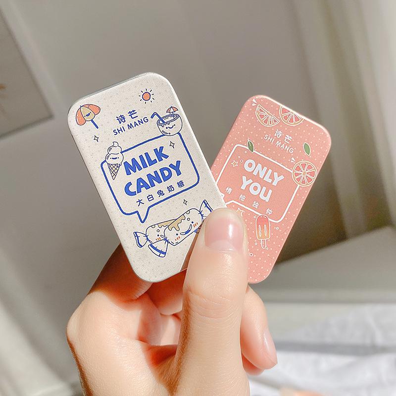 Nước Hoa Khô Dạng Sáp, Nước Hoa Shi Mang Hộp Nhỏ Xinh Xắn 10 mùi hương dịu ngọt cho bạn nữ ngày hè (Nước hoa khô Simang)