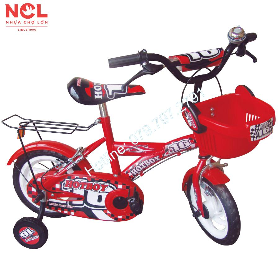 Mua Xe đạp trẻ em Nhựa Chợ Lớn 12 inch K72 - M1391-X2B